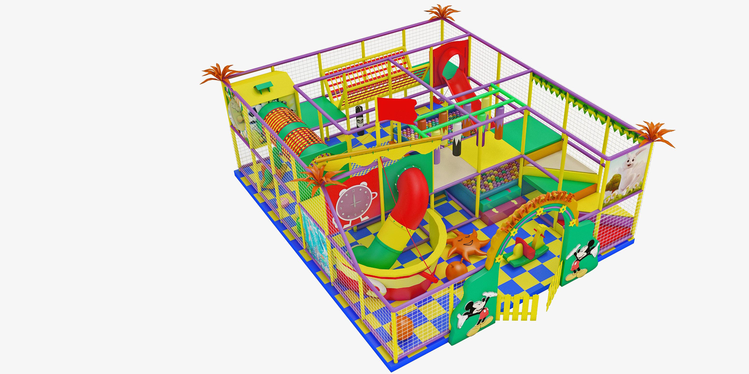 Дитячі ігрові кімнати непосиди ігрові лабіринти